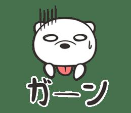 Boots in SHIROKUMA sticker #13202497