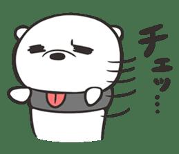 Boots in SHIROKUMA sticker #13202498
