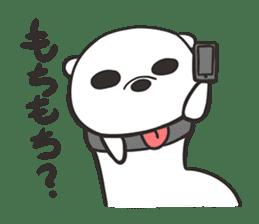 Boots in SHIROKUMA sticker #13202504