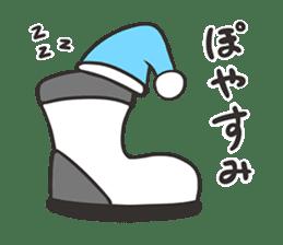 Boots in SHIROKUMA sticker #13202506
