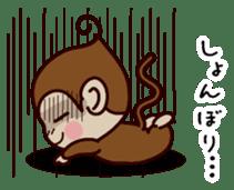 Monkey Sticker! sticker #13206451