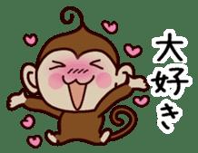 Monkey Sticker! sticker #13206452