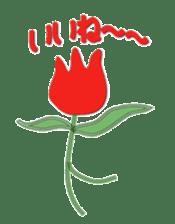 flower of mind sticker #13212551