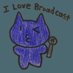 broadcast cat