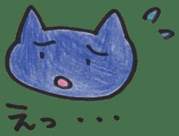 broadcast cat sticker #13213180