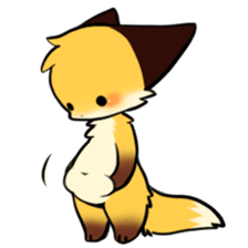 SANUKI FOX 2 sticker #13218626