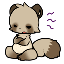 SANUKI FOX 2 sticker #13218643