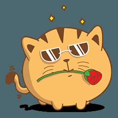 Meong! the Obecity Cat