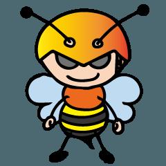 Helmet-Bee