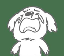 Koala feels sorry sticker #13234892