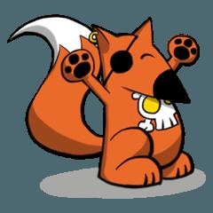 Fox Pirate