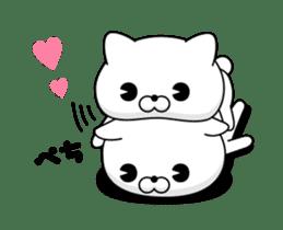 Move! Cat DX 3 sticker #13245409