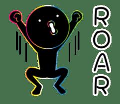 THE CHAOS BOY 2 (English) sticker #13246038