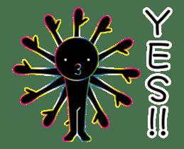 THE CHAOS BOY 2 (English) sticker #13246039
