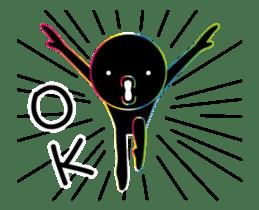 THE CHAOS BOY 2 (English) sticker #13246042