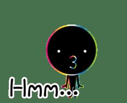 THE CHAOS BOY 2 (English) sticker #13246043