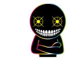 THE CHAOS BOY 2 (English) sticker #13246061