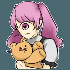 CYCLOPS GIRL 5