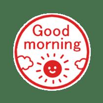 Hanko of English sticker #13255958