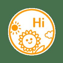 Hanko of English sticker #13255961