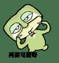 bad sloth sticker #13257157