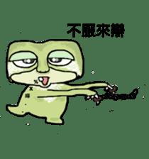 bad sloth sticker #13257161
