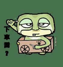 bad sloth sticker #13257173
