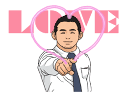 Moving GAY'S LOVE VOICES 2 (English) sticker #13268287