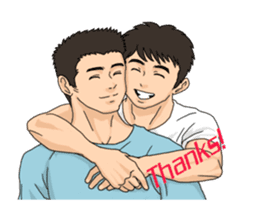 Moving GAY'S LOVE VOICES 2 (English) sticker #13268296
