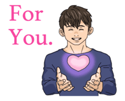 Moving GAY'S LOVE VOICES 2 (English) sticker #13268308
