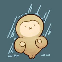 Gentle Gorilla Rain