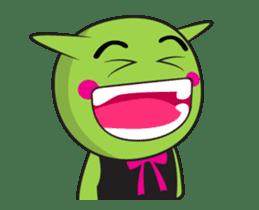 Zelen Animated sticker #13269128