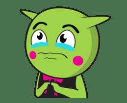 Zelen Animated sticker #13269143