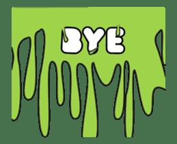 Zelen Animated sticker #13269148