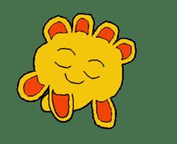 HAJIASHI'S AWAKEN MOVE sticker #13274056