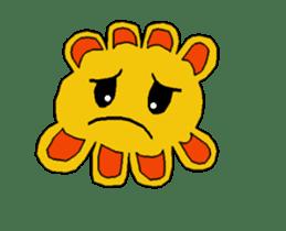 HAJIASHI'S AWAKEN MOVE sticker #13274062