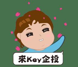 QQ Boy(Blue)'s life sticker #13275557