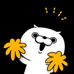 nekotarou animation Sticker1