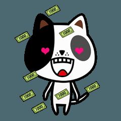 Ca-Ca cat's daily life