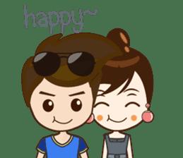 Friendship : Reed. sticker #13289433