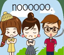Friendship : Reed. sticker #13289445