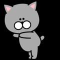 Louie cat.