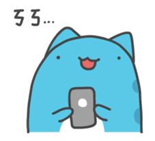 BugCat-Capoo & DogDog sticker #13294559