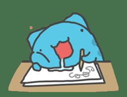 BugCat-Capoo & DogDog sticker #13294561