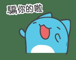BugCat-Capoo & DogDog sticker #13294563