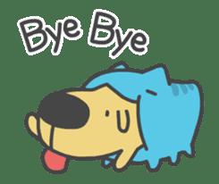 BugCat-Capoo & DogDog sticker #13294581