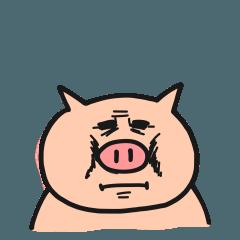 Pig Stickers 3