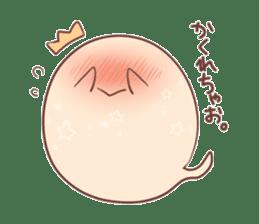 nagomiobake Sticker sticker #13309649