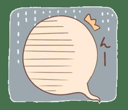 nagomiobake Sticker sticker #13309650