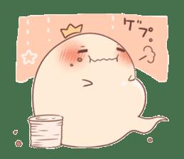 nagomiobake Sticker sticker #13309654